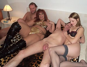Free Teen Foursome Porn Pictures